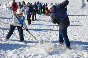 challenge des neiges-défi-hockey