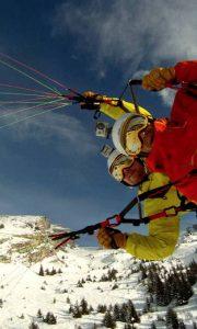 Paragliding Grand-Bornand